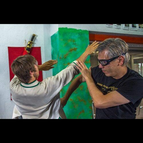 Flagstaff Kung Fu exchange